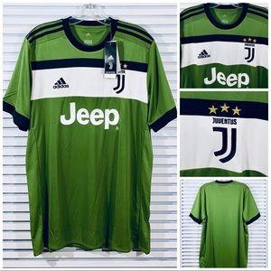Adidas Juventus 3rd Kit Soccer Jersey
